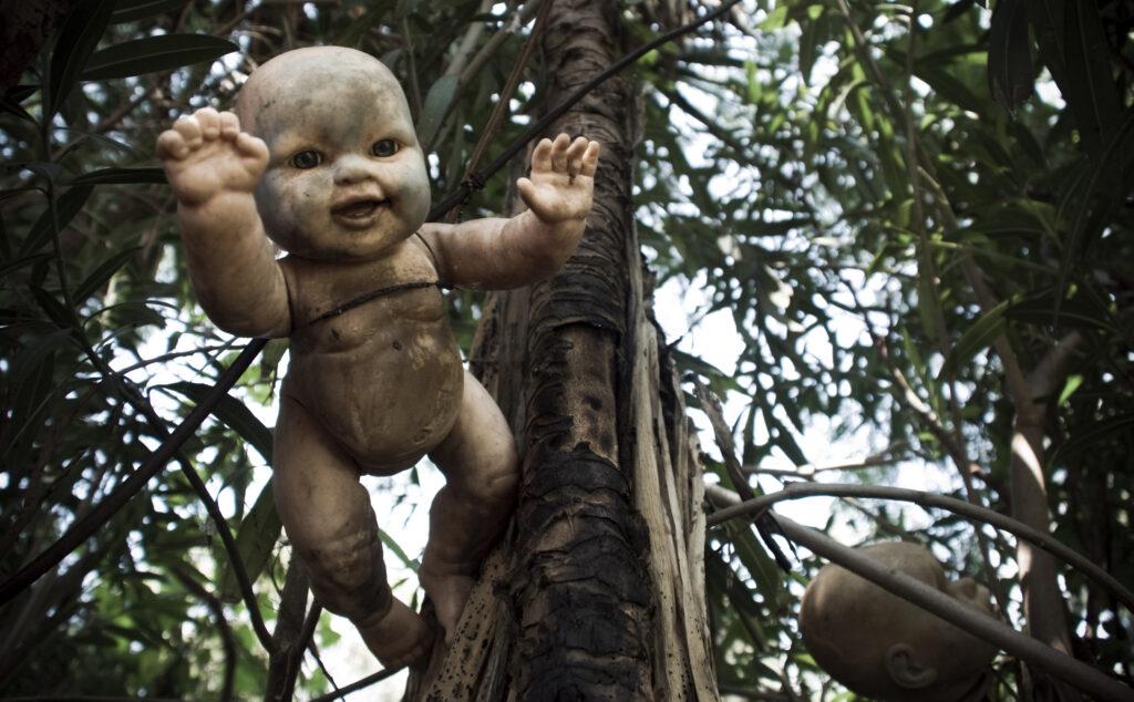 Insel der Puppen – Isla de las muñecas: Gruselige Puppeninsel in Mexiko