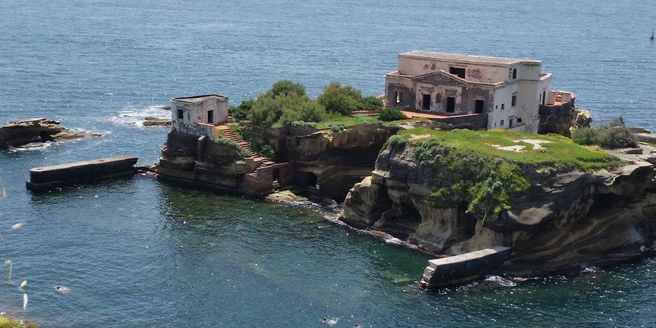 La Gaiola: Die verfluchte Insel in Italien