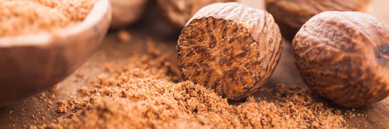 Muskatnuss – Die 7 gefährlichsten Lebensmittel der Welt